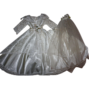 American Character Sweet Sue Bridal Ensemble 1953
