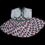 Original Ideal Doll Dress