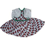 Original Ideal Doll Dress