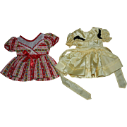 Two Fifties Doll Dress for Toni and Friends 1950s