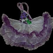 Arranbee Littlest Angel Gown 1950s