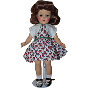 Ideal Bonnie Braids Dress 1952
