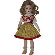 Four Piece Outfit for Madame Alexander Wendy Ann Doll 1930s