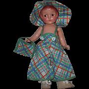 Three Piece Arranbee Nancy Outfit 1930s