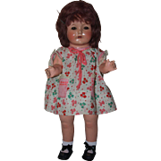 Tagged American Character Petite Doll Dress 1930