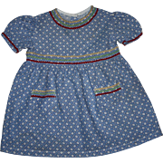 Mama Doll Dress and Chemise 1940s