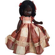 HTF Black Nancy Ann Storybook Doll Topsy 1940s