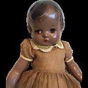 Rare 1946 Black Effanbee Patsy Joan