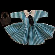 Ideal Little Miss Revlon Fashion Doll Dress