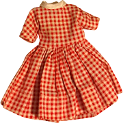 Original American Character Betsy McCall Dress