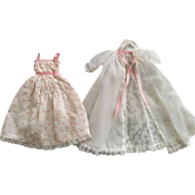 Lovely Peignoir Set for Lissy 1950s