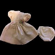 Horsman Taffeta Dress 1950s