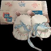 MIP Baby Gay Baby Booties 1950