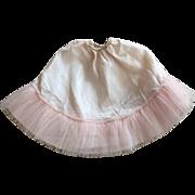 Pink Madame Alexander Cissy Slip 1950s