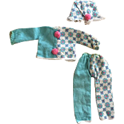 Original Ideal Shirley Temple Three Piece Outfit 1950s