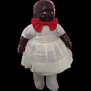 Rare Black Madame Hendren Doll 1924