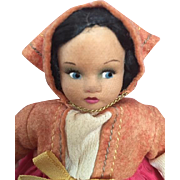 Magis Roma Italian Cloth Doll