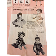 American Character Original Pamphlet 1950s