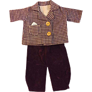Two Piece Outfit for Boy Dolls