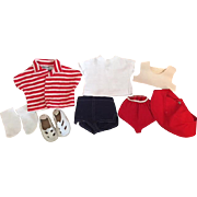 Complete Cathy Cathy Playtime Outfit 1960s