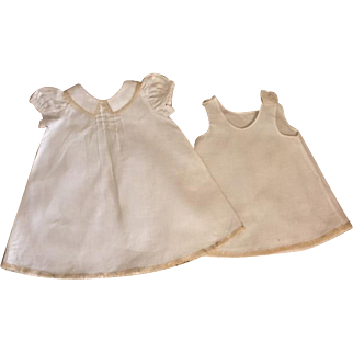 Dy-Dee Baby Doll Gown and Slip 1950s