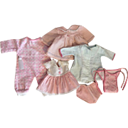 Layette for American Character Tiny Tears 1950s