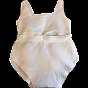 Antique Two Piece Buttoned Toddler Underwear