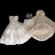 "Original American Character ""Toni"" Bridal Ensemble #406 1958"