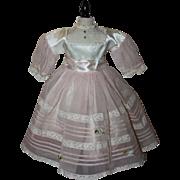 American Character Sweet Sue Bridesmaid Dress 1955