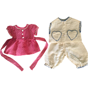 Two Outfits for Effanbee Patsy and Friends 1930s