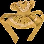 Horsman Cindy Dress for 15-16 inch Hard Plastic Dolls 1950s