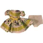 Ideal P91 Toni Dress and Underwear 1950s
