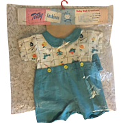 MIP Totsy Baby Romper and Hat