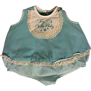 Tiny Chatty Baby Romper