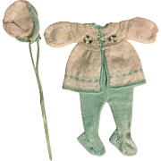 Three Piece Sweater Outfit for Tiny Tears and Friends