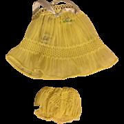 Barbie #973 Sweet Dreams Tricot Lingerie 1959-1963