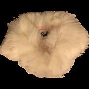 White Fur Stole Barbie #983 Enchanted Evening 1960-1963