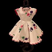 American Character School Girl Dress 1952