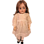 Antique Dress for Bisque Dolls 1890