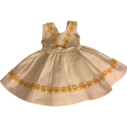 Original Ideal Shirley Temple Dress 1950s