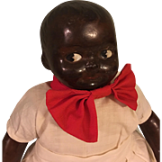 Madame Hendren Black Character Doll 1920s