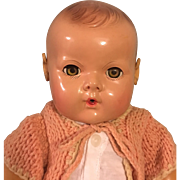 Exceptional Original Effanbee Dy-Dee Baby Doll Mold Two