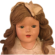 All Original Small Mama Doll Fabulous Condition 1920s