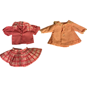 Outfit for Arranbee Littlest Angel 1950s