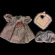 Baby Doll Dress, Bib, Underwear for Baby Dolls 1950s