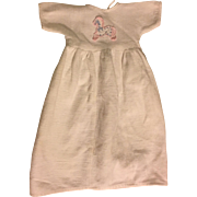 Sweet Slumber Outfit for Baby Dolls 1950s