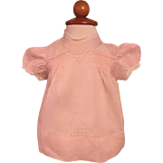 Pink Baby Doll Vintage Dress and Slip
