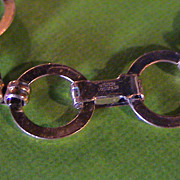 Gold Filled Bracelet, circa 1940 to 1960