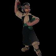 Wonderful Spanish Dancer with Castenettes KLUMPE