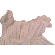 Antique Dress or Underdress, for Child or Doll